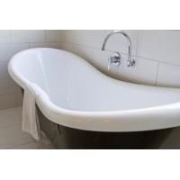 Как отчистить эмалированную ванну от ржавчины?